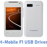 H-Mobile F1 USB Driver