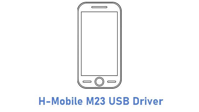H-Mobile M23 USB Driver