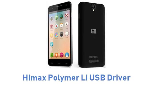 Himax Polymer Li USB Driver
