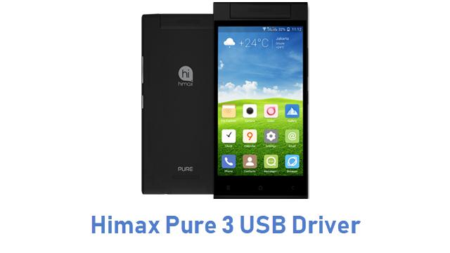 Himax Pure 3 USB Driver