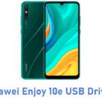 Huawei Enjoy 10e USB Driver