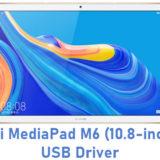 Huawei MediaPad M6 (10.8-inch) LTE USB Driver