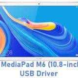 Huawei MediaPad M6 (10.8-inch) Wi-Fi USB Driver