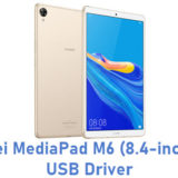 Huawei MediaPad M6 (8.4-inch) LTE USB Driver