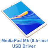 Huawei MediaPad M6 (8.4-inch) Wi-Fi USB Driver