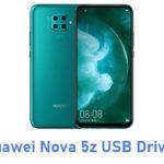 Huawei Nova 5z USB Driver