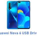 Huawei Nova 6 USB Driver