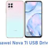 Huawei Nova 7i USB Driver