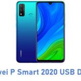 Huawei P Smart 2020 USB Driver