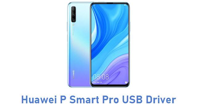 Huawei P Smart Pro USB Driver