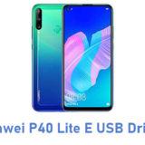 Huawei P40 Lite E USB Driver