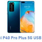 Huawei P40 Pro Plus 5G USB Driver