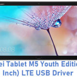 Huawei Tablet M5 Youth Edition (8-Inch) LTE USB Driver