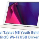 Huawei Tablet M5 Youth Edition (8-Inch) Wi-Fi USB Driver