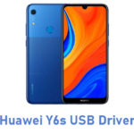 Huawei Y6s USB Driver