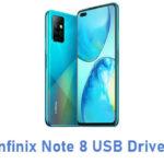 Infinix Note 8 USB Driver