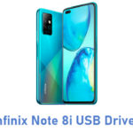 Infinix Note 8i USB Driver