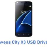 Invens City X3 USB Driver
