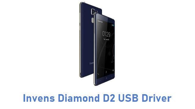Invens Diamond D2 USB Driver