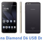 Invens Diamond D6 USB Driver