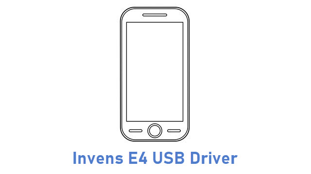 Invens E4 USB Driver