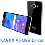 KAGOO A5 USB Driver