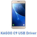 KAGOO C9 USB Driver