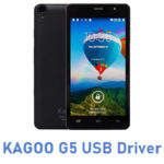 KAGOO G5 USB Driver