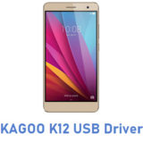 KAGOO K12 USB Driver