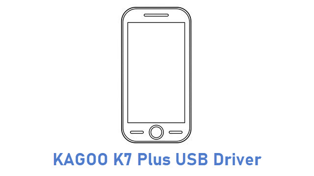 KAGOO K7 Plus USB Driver