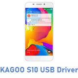 KAGOO S10 USB Driver