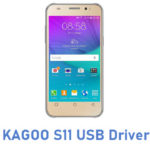 KAGOO S11 USB Driver