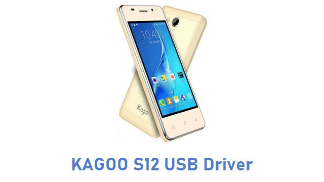 KAGOO S12 USB Driver