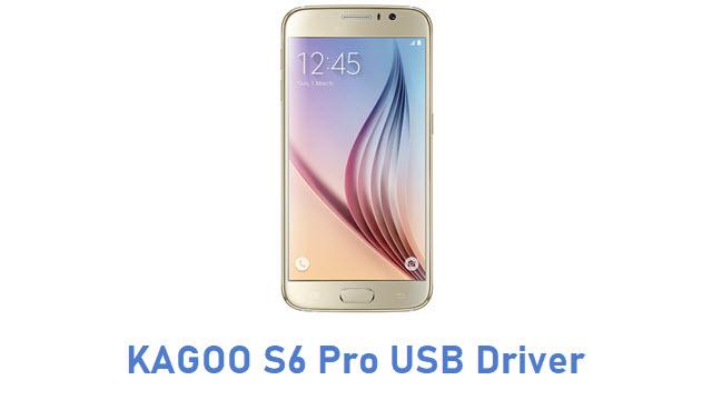 KAGOO S6 Pro USB Driver