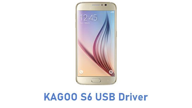 KAGOO S6 USB Driver