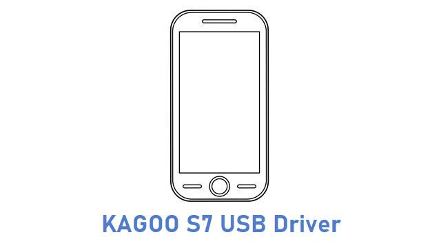 KAGOO S7 USB Driver