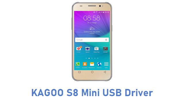 KAGOO S8 Mini USB Driver