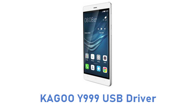 KAGOO Y999 USB Driver