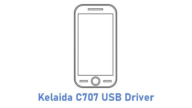 Kelaida C707 USB Driver
