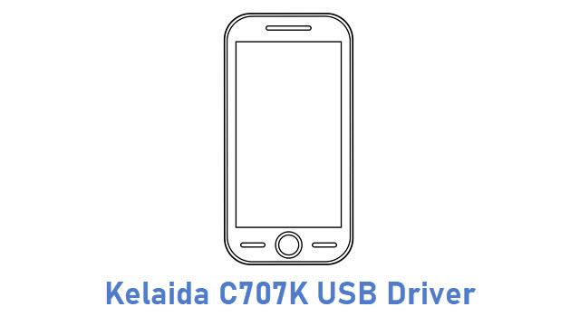 Kelaida C707K USB Driver