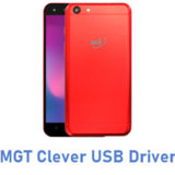 MGT Clever USB Driver