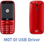 MGT G1 USB Driver