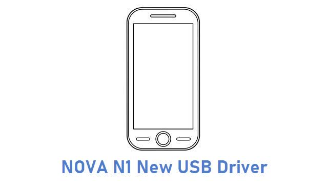 NOVA N1 New USB Driver