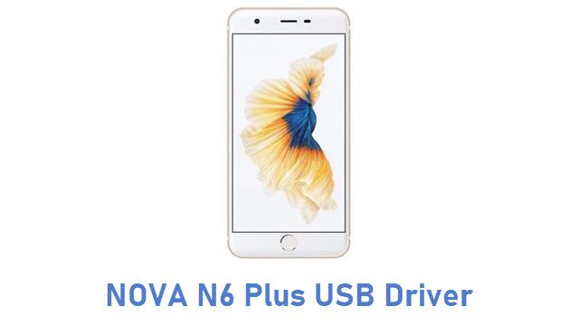 NOVA N6 Plus USB Driver