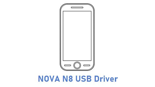 NOVA N8 USB Driver