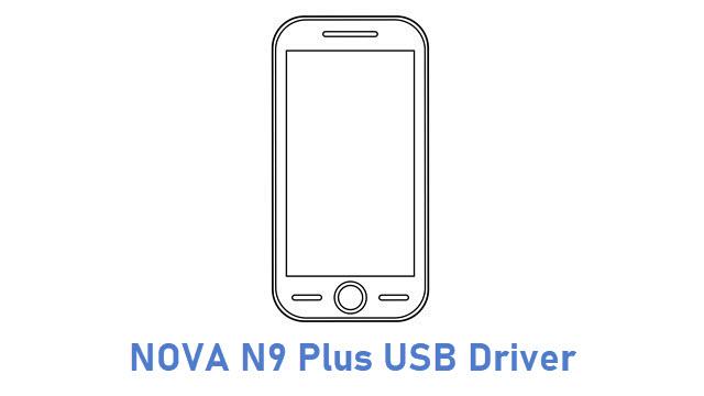 NOVA N9 Plus USB Driver