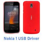 Nokia 1 USB Driver