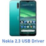 Nokia 2.3 USB Driver