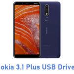 Nokia 3.1 Plus USB Driver