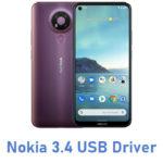 Nokia 3.4 USB Driver